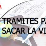tramites para sacar la visa Estadunidense