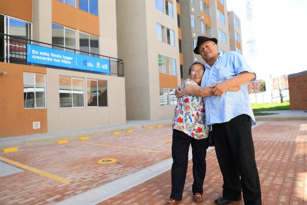 100 mil viviendas nuevas